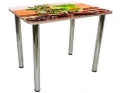 Стол обеденный Сеул-3 хром Luminar 47