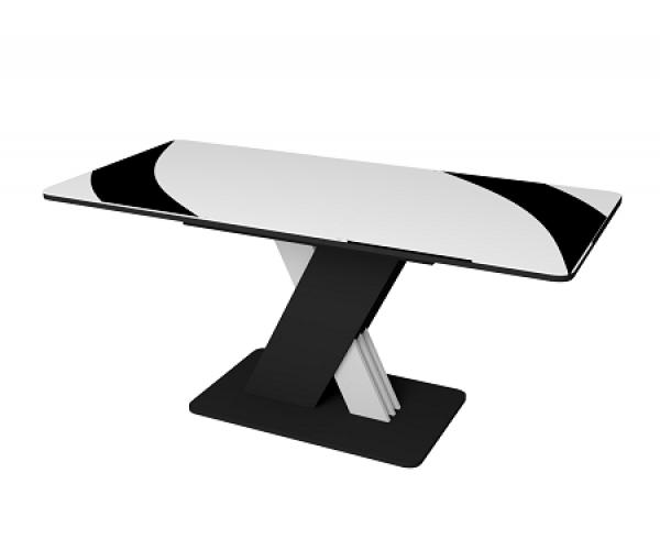 Стол обеденный раздвижной Токио-Х 16 Баут Luminar 134