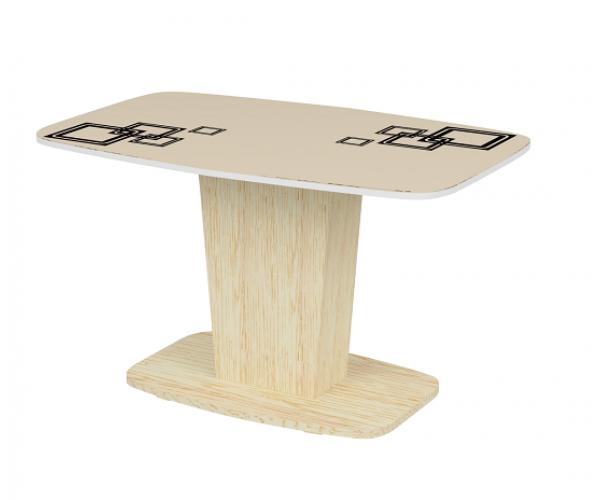 Стол обеденный Токио-11 Luminar 135/1
