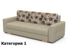 Диван Лира Комфорт с боковинами 1400х1900 (I)