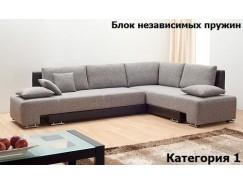 Диван угловой Премьер 1500 БНП (I)