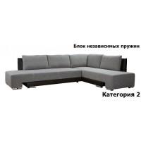 Диван угловой Премьер с ящиком 1500 БНП (II)