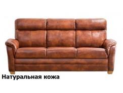 Диван Омега 1600 (седафлекс) (нат. кожа)