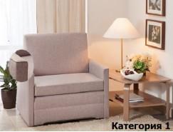 Кресло-кровать Виктория-5 900 боковина с кантом (I)