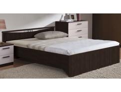Кровать Мелисса 1200 мм венге