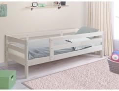 Кровать детская массив Норка с бортиком