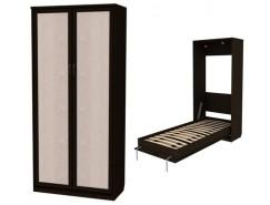 Кровать подъемная 900 мм (вертикальная) К02 венге