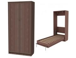 Кровать подъемная 900 мм (вертикальная) К02 ясень шимо