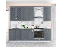 МН для кухни Массив 2700 мм серый
