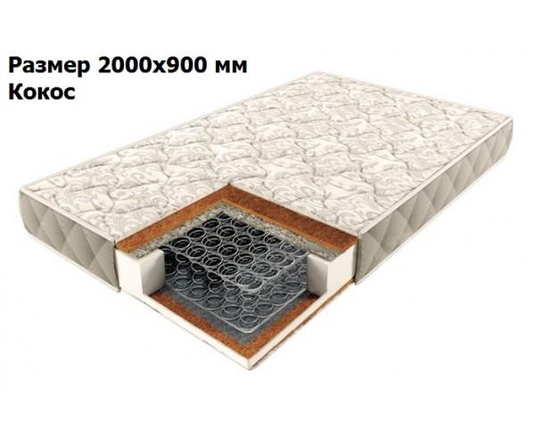 Матрас Comfort Боннель 200*90 + кокос