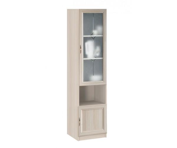 Шкаф витрина Классика 7.47 шимо светлый