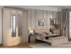 Спальня Классика 1 шимо светлый