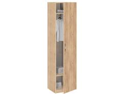 Шкаф для одежды Лофт 19.015 дуб золотистый