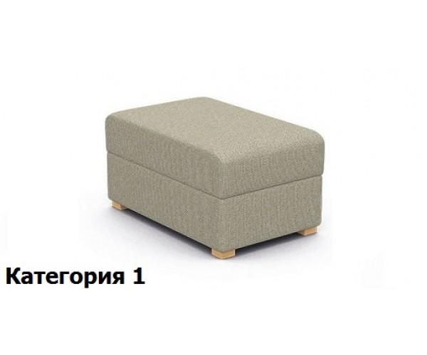 Пуф-ящик к угловому дивану Виктория (I)