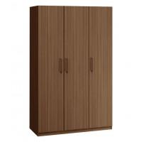 Шкаф 3-х дв. М5.19 шимо темный