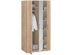 Шкаф для одежды Лофт 19.030Z дуб золотистый