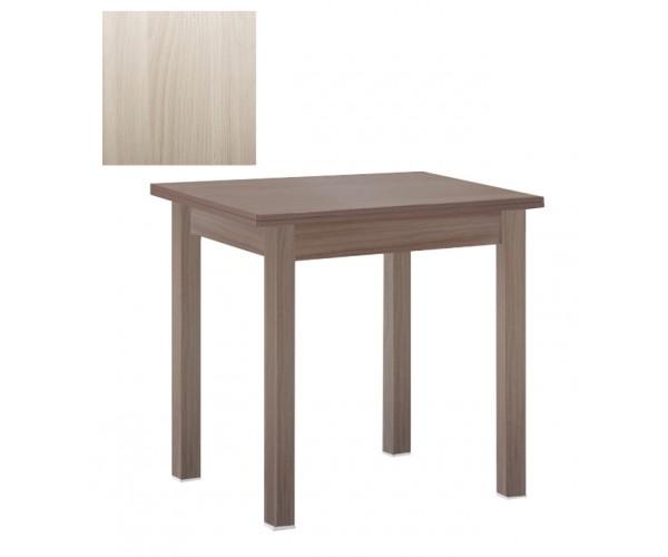 Стол обеденный раскладной Компакт шимо светлый