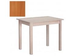 Стол обеденный прямая нога 600*900 вишня/вишня