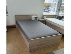 Кровать с подъемным механизмом 900 мм шимо светлый