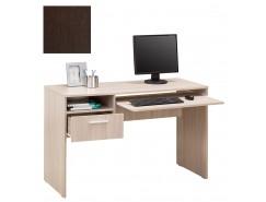 Стол компьютерный с ящиком 10.02 венге