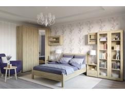 Спальня №4К  дуб сонома