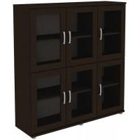 Шкаф для книг 303.04 венге