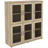 Шкаф для книг 303.04 дуб сонома