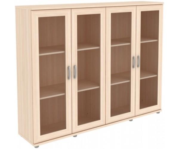 Шкаф для книг 304.02 дуб молочный