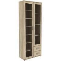 Шкаф для книг 502.13 дуб сонома