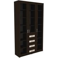 Шкаф для книг 503.04 венге