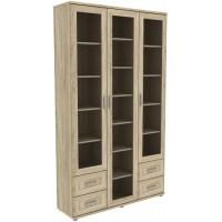 Шкаф для книг 503.08 дуб сонома