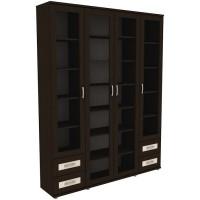 Шкаф для книг 504.08 венге