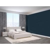 Спальня АНТ (кровать 1,6 м б/м б/о+2 тумбы) сонома/белый софт