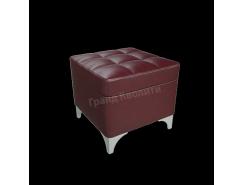 Банкетка Жозефина-2 бордовый