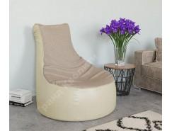 Банкетка- кресло бежевый