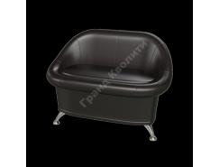 Диван Орион темно-коричневый