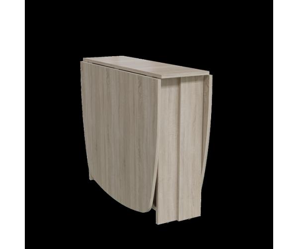 Стол-книжка 1-66 дуб сонома