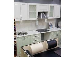 МН для кухни Прованс 2500 ясень патина/ясень фисташка