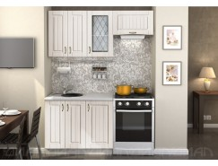 МН для кухни Прованс 1600 Сандал белый (вариант 2)