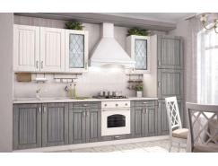 МН для кухни Прованс 3200 Сандал белый/Сандал серый