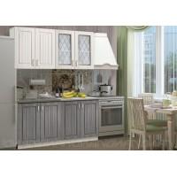 МН для кухни Прованс 1600 Сандал белый/Сандал серый