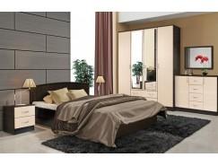 МН для спальни Кэт-7 вариант 4