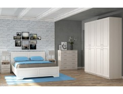 Спальня Кэт-6 Кантри Вариант 2
