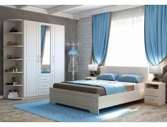 Спальня Кэт-6 Кантри Вариант 4