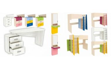 Модульный набор для детской. Часть 3