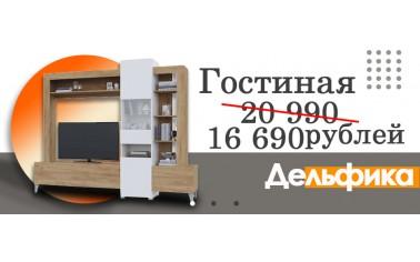 Скидка с 20 990 до 16 690 рублей!!!