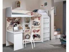 Кровать 2-х ярусная Адель-2 (авто)