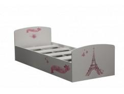 Кровать одинарная Лего-2 (Париж)