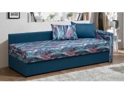 Диван-кровать Мальта ткань гобелен джинс/ жаккард джинс