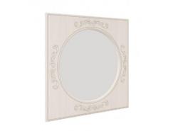 Зеркало навесное Каролина вудлайн кремовый/сандал белый